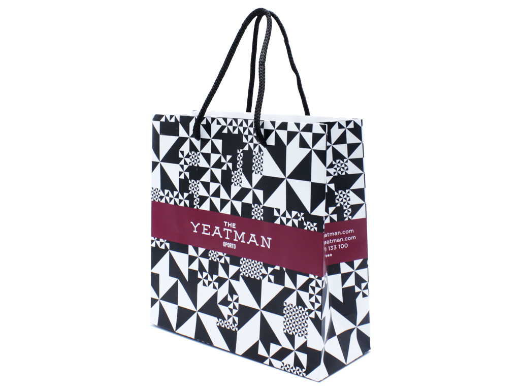 Sacoplex - Saco-de-Papel-Luxo-The-Yeatman