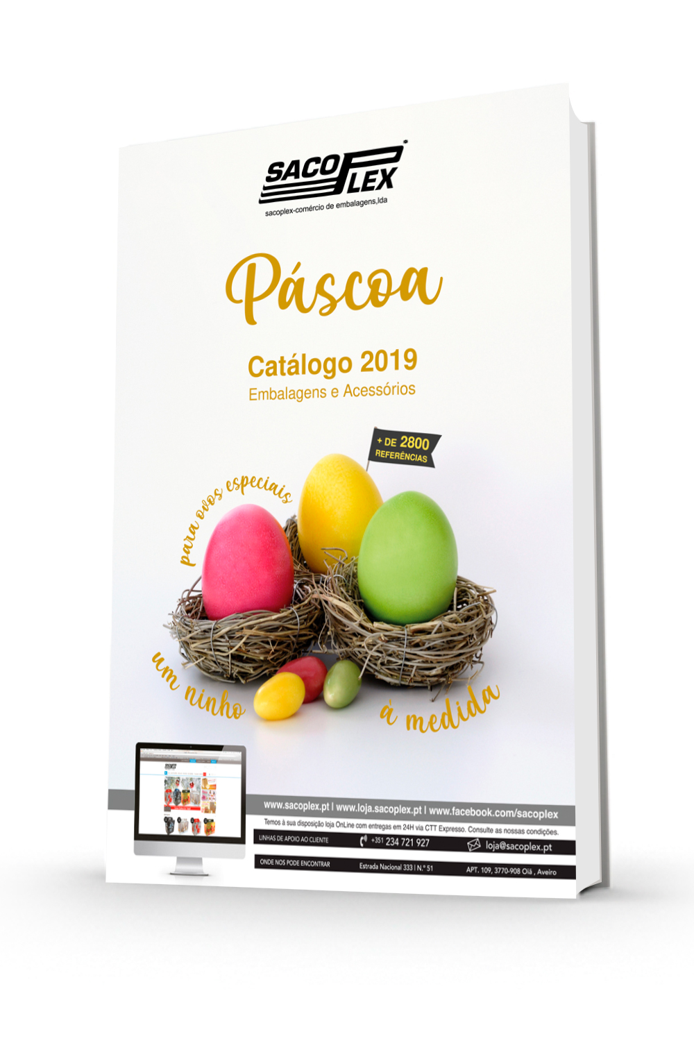 Sacoplex - Easter Catalog